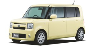 Daihatsu Move Conte - base model for the Toyota Pixis Space kei car