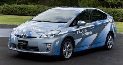 Prius Plug-In Hybrid PHV