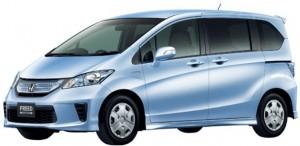 Honda Freed Hybrid Minivan