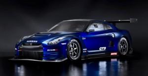 Nissan GT-R Nismo GT3 2012