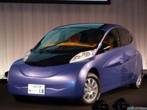 SIM-WIL prototype EV by SIM-Drive