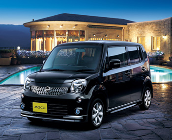 Nissan Moco G Aerostyle Autech Version