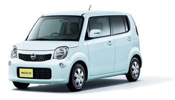 Nissan Moco kei car