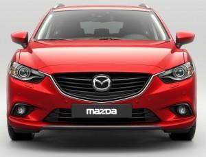 2013 Mazda Atenza Wagon Front