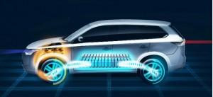 Mitsubishi Outlander Plug-In Hybrid 2013