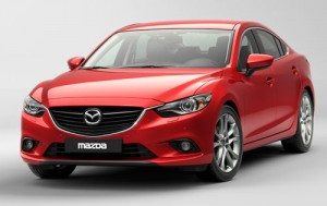 New 2014 Mazda 6