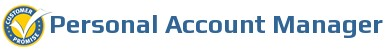 Personal Account Manager