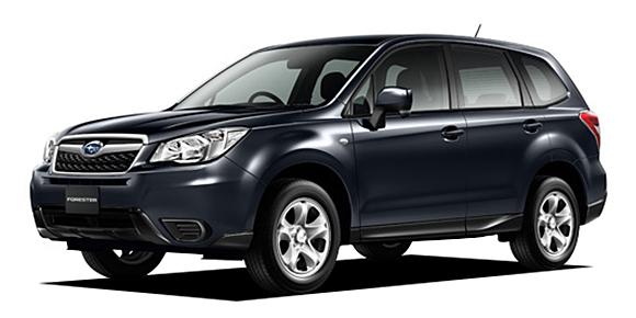 2013 SJ5 Subaru Forester