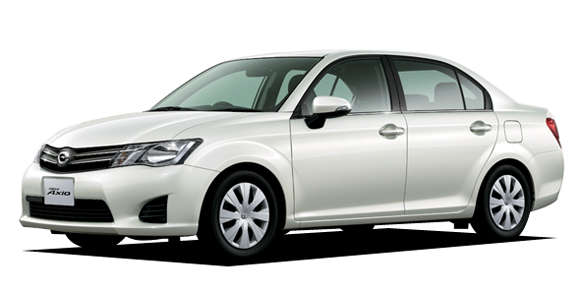 2012 Japan JDM Toyota Corolla