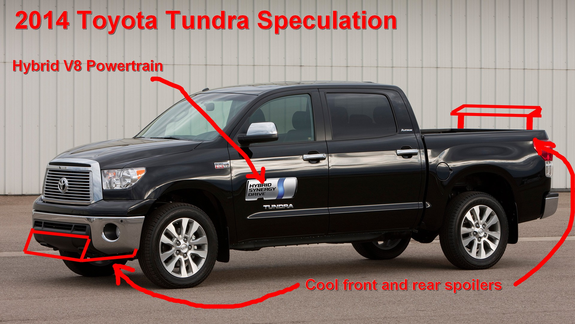 Toyota Tundra Redesign Coming to the Chicago Auto Show