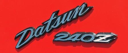 Datsun 240Z emblem