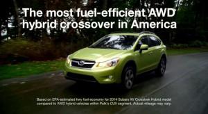 Subaru XV Crosstrk Hybrid