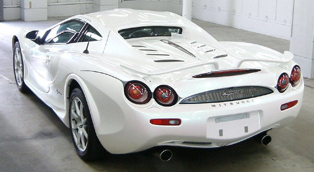 Japanese Car Auction Finds: Mitsuoka Orochi | Integrity Exports