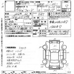 Auction Report of 1966 Ford Mustang in Car Auction in Japan