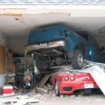 F150 Ford truck v Ferrari