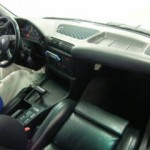BMW Alpina B10 in car auction in Japan - interior