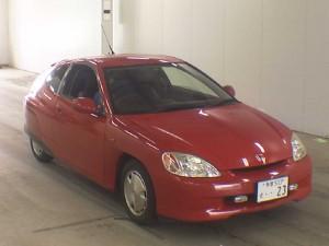 Honda Insight ZE1 Hybrid Car in Japan's Car Auctions