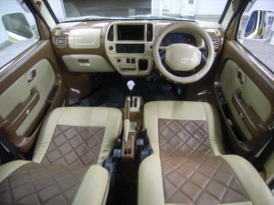 VW Microbus-style Suzuki Every Van