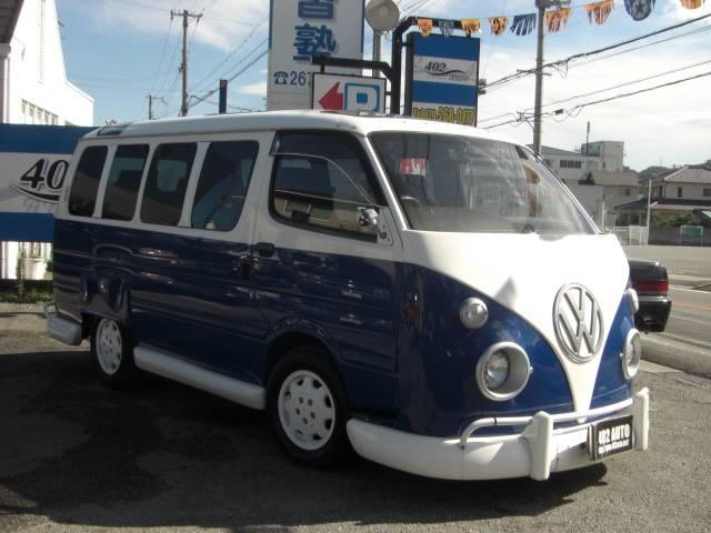 Toyota Hiace VW Minibus lookalike custom car