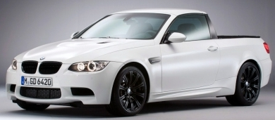 BMW M3 pick up (pickup) truck 2011