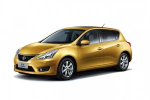 New 2011 Nissan Tiida unveiled at Shanghai show