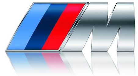 Regular BMW M Sports Badge