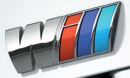 BMW M Coupe Royal Will edition badge