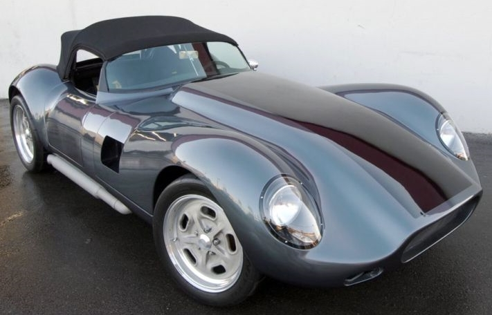 Lucra Cars LC470 2011 model at auction - front