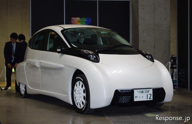 SIM LEI electric car