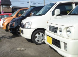 Kei (mini) cars in Japan