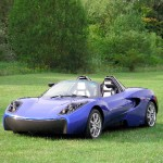 Toray TeeWave AR1 designed and built by Gordon Murray