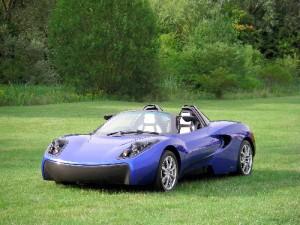 Toray TeeWave AR1 designed and built by Gordon Murray