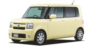 Daihatsu Move Conte - base model for the Toyota Pixis Space kei car