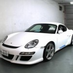 Ruf 3400K at auction in Japan - front