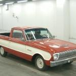 Ford Falcon Ranchero 1962 front