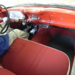 Ford Falcon Ranchero 1962 interior