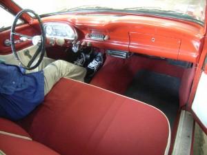 Ford Falcon Ranchero 1962 interior