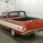 Ford Falcon Ranchero 1962 rear