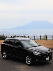 New Mazda CX-5 clean diesel in Japan