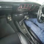Interior of 1975 Toyota Celica