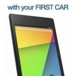New Nexus7 with your first car