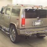 Hummer H2 rear