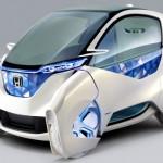 Honda Micro concept car