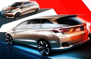 New Honda MPV concept