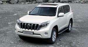 Toyota Landcruiserr Prado 2014