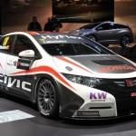 Honda Civic WTCC 2013 car