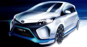 Yaris Hybrid R