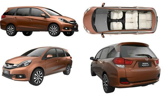 New Honda Mobilio MPV
