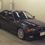 Alpina B6 front
