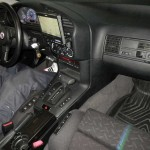 Alpina B6 interior